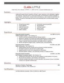 C Counselor Resume by Counselling Cv