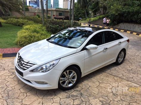 2011 Hyundai Sonata Limited Specs by Hyundai Sonata 2011 High Spec 2 0 In Selangor Automatic