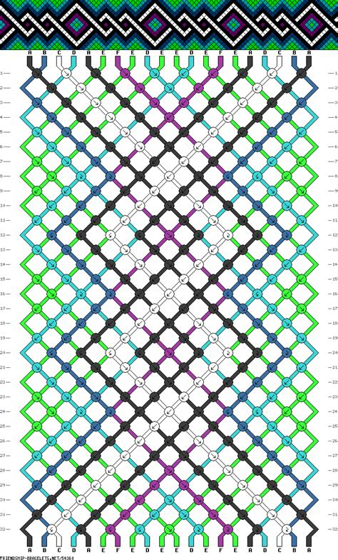 macrame patrones patrones de pulseras de hilo taringa