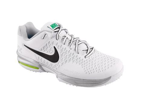 nike mens air max cage grass court tennis shoes
