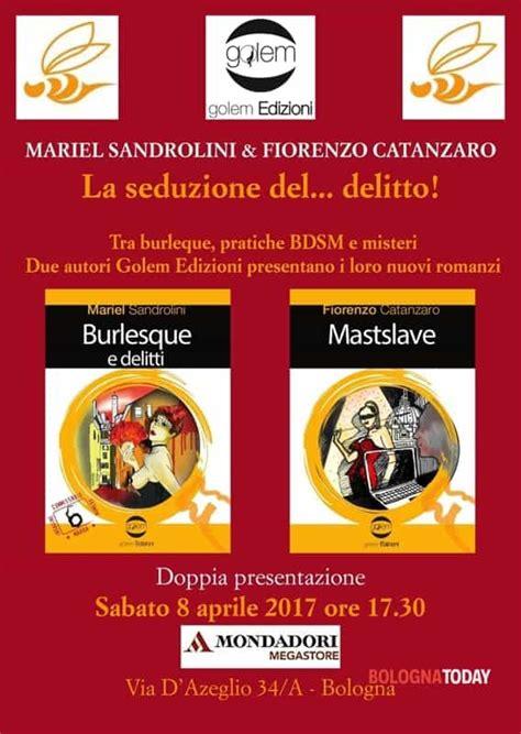 libreria mondadori bologna quot doppio giallo quot in libreria
