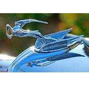 Chrysler Imperial 1951 52  Classic Hood Ornaments