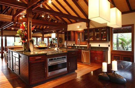 interior design hawaiian style bali kitchen great house interior bali indonesian