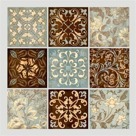 tile wall stickers venetian tiles wall decals world market