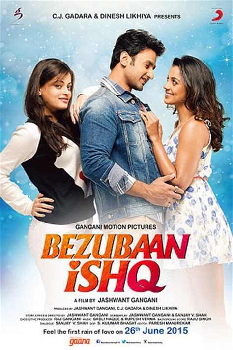 ishq movie all actor name bezubaan ishq movie 2015 release date cast first look
