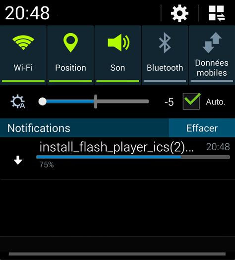adobe flash player ics apk installation d adobe flash player sous android