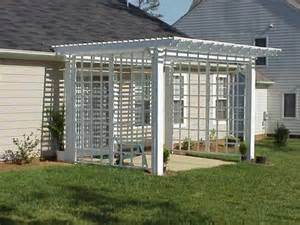 Trellis Pergola by 301 Moved Permanently