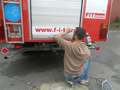 Folienbeschriftung In Berlin by Fahrzeugbeschriftung In Berlin