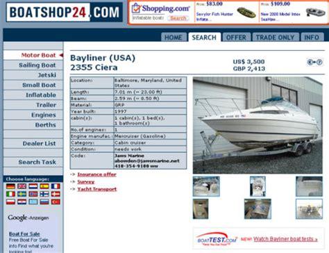 boat trader listing fee boattest videos now on boattrader