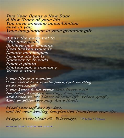 have a blessed new year quotes new year s blessing bleue healing