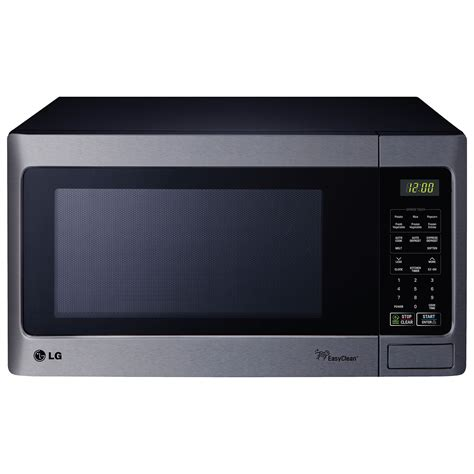 Microwave Oven Lg Ms2147c lg microwave stainless steel www imgkid the image
