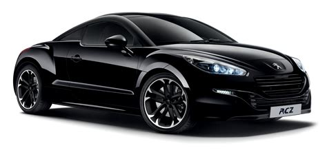 pug rcz peugeot rcz carbon limited edition only 300