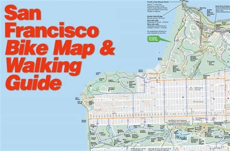 san francisco energy map maps routes san francisco bicycle coalition