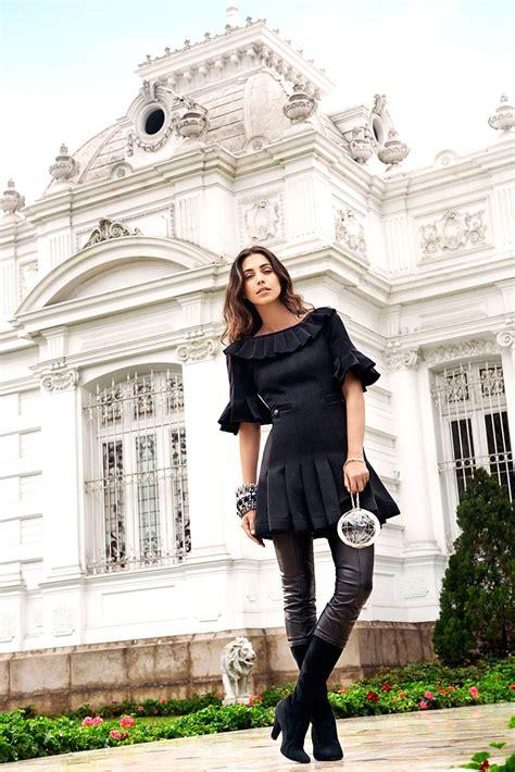 Alessandra de Osma   Vogue Perú   International Style