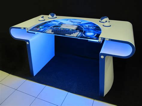 Futuristic Computer Desk Futuristic Computer Desk Futuristic Elementary Writing Desks Design Ideas With