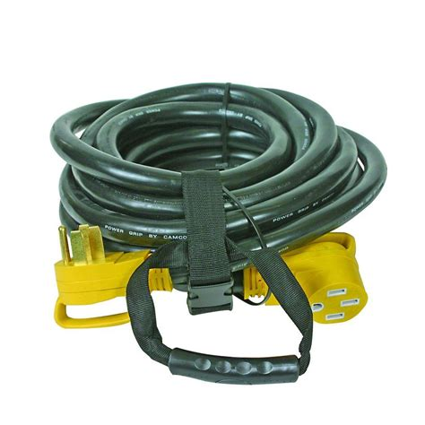camco 30 ft power cord 55195 the home depot