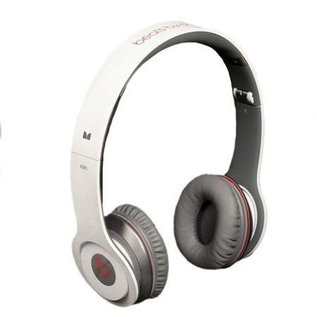 Headphone Beats By Dr Dre Hd new beats by dr dre hd on ear headphones white property room
