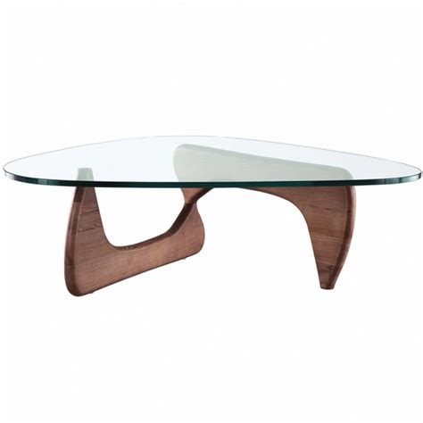 Tribeca Coffee Table Modern Tribeca Coffee Table Walnut