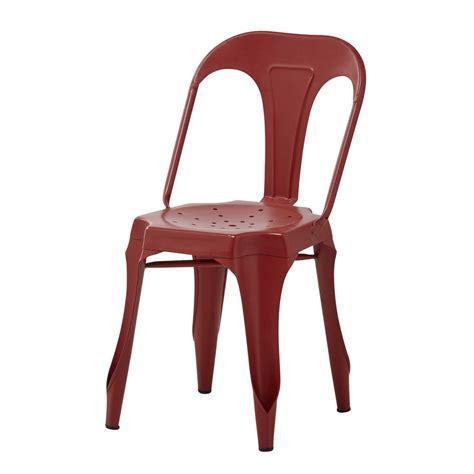 chaise enfant maison du monde chaise enfant en m 233 tal multipl s maisons du monde