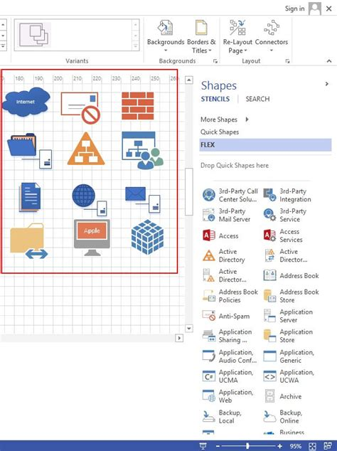 active directory visio stencils visio shapes stencils metro style user