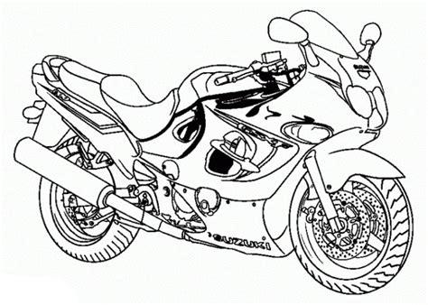 Motorrad Bilder Kostenlos Ausdrucken by Malvorlagen Zum Drucken Ausmalbild Motorrad Kostenlos 3
