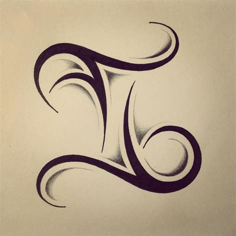 tribal symbol tattoos 25 tribal gemini tattoos designs and ideas