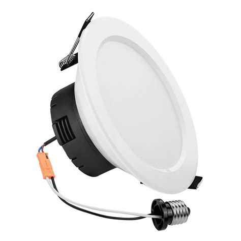 daylight recessed led lights 12w dimmable 4 inch recessed led kitchen ceiling lights