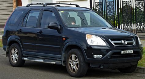 2004 Honda Crv by 2004 Honda Cr V Information And Photos Zombiedrive