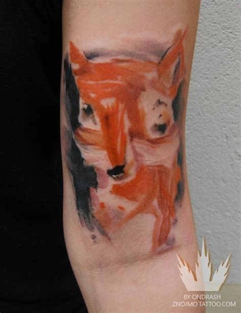 watercolor animal tattoo sleeve animal tattoos and designs page 3