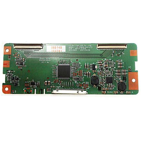 Tcon Board Lc370wxn t con lc370wxn saa1 t 6870c 0193a для philips 37pfl5322s 60 market its