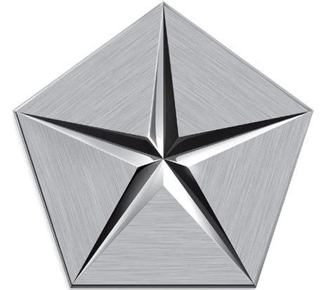 Chrysler Pentastar Logo by Brand New Chrysler Gets Heavy