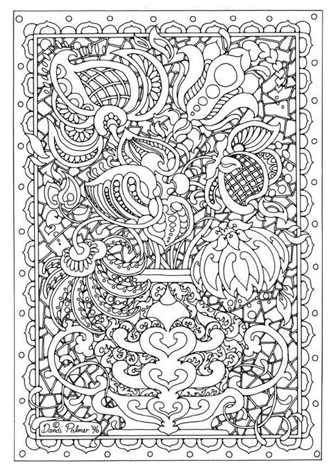 Difficult Coloring Pages For Adults printable difficult coloring pages az coloring pages