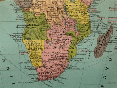 africa map 1900 map of africa 1900 pictures to pin on pinsdaddy
