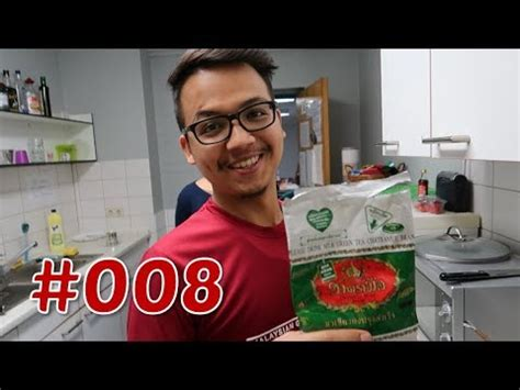 Teh Hijau Siam teh hijau siam di aalen vlog 008