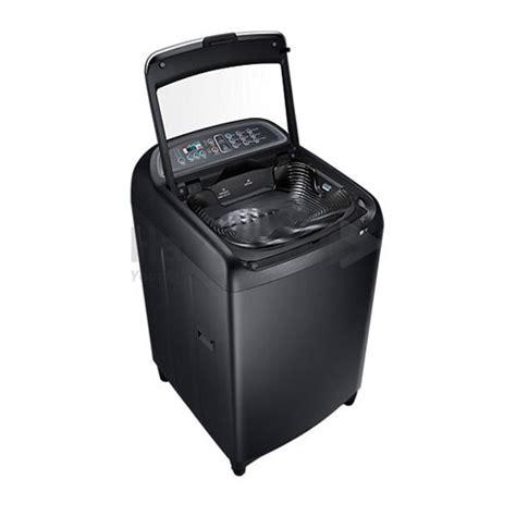 Mesin Cuci Samsung Top Loading jual samsung mesin cuci top loading 16 kg wa16j6750sv