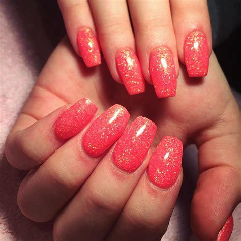 Nail Glitter Acrylic Nails