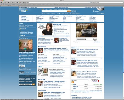 home page msn colombia gnewsinfo