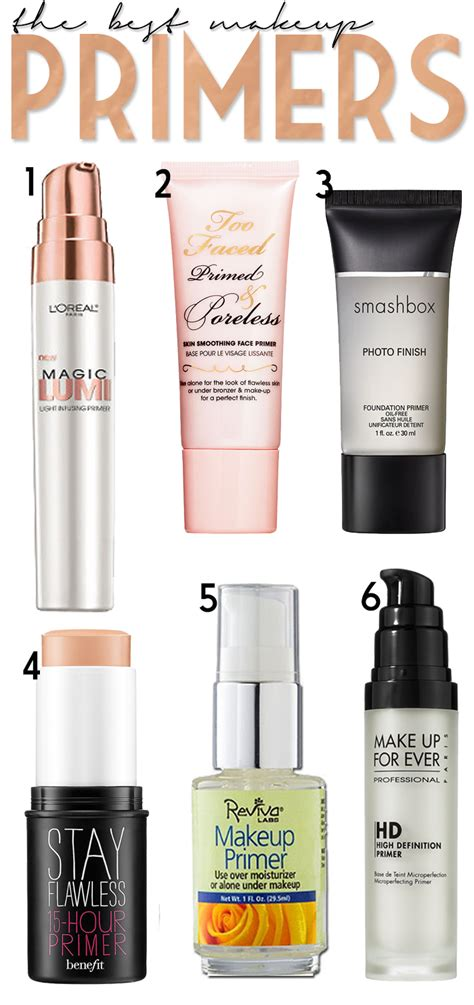 Best Mascara Primers by The Best Drugstore Primer 2013 The Best Drugstore Primer