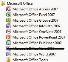 Microsoft Office 2007 Bajakan microsoft office 2007 serial product key