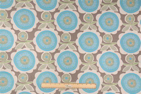 upholstery fabric turquoise 4 2 yards leslie moxie tapestry upholstery fabric in turquoise