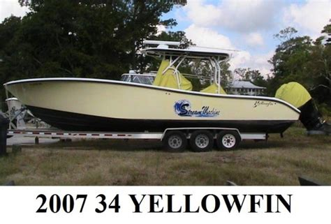 cheap yellowfin boats making boat trailer bunks yellowfin boat for sale in nc