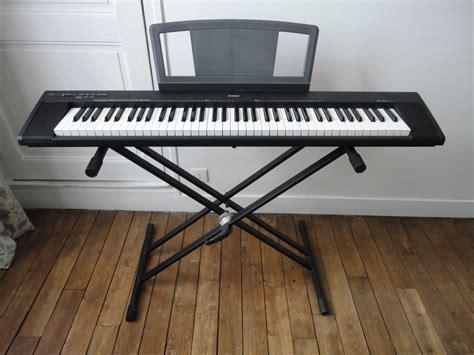Keyboard Yamaha Np 30 Yamaha Np 30 Image 621954 Audiofanzine