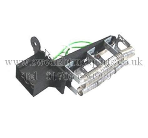 unit for resistor scania heater motor resistor unit p94 r94 p114 r114 p124 r124 r144 r164 1738098 1425070 4 series