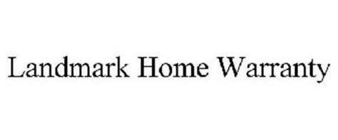 landmark home warranty trademark of landmark home warranty