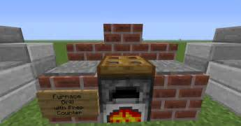 Minecraft Furniture Kitchen by Furniture Ideas Minecraft Project