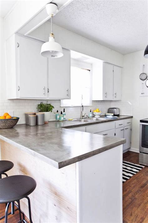 Cement Kitchen Countertops by Concrete Decorating That Will Capture Your Attention
