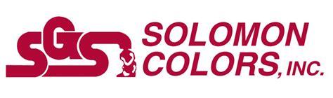 solomon concrete colors batchelder collins inc 187 solomon colors inc