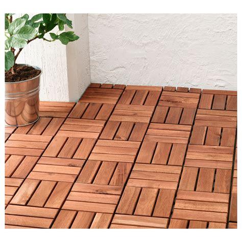 ikea runnen hack runnen floor decking outdoor brown stained 0 81 m 178 ikea
