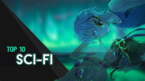 anime sci fi school 28 images top 10 sci fi anime