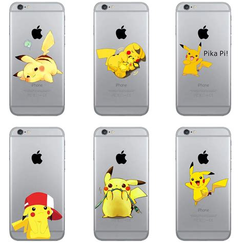 Soft Karakter Go I Phone 4 pikachue pocket monsters pokemons go character yellow soft